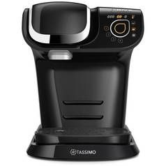 Tassimo by Bosch My Way Pod Coffee Machine - Black Best Price, Cheapest Prices
