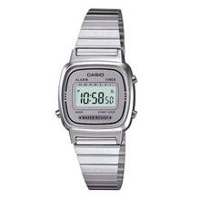 Casio Ladies' Chrome Look Digital Watch Best Price, Cheapest Prices