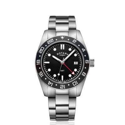 Rotary Men's Stainless Steel Bracelet Watch Best Price, Cheapest Prices