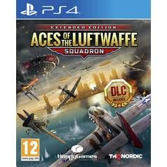 Aces of the Luftwaffe Squadron Edition PS4 Pre-Order Game Best Price, Cheapest Prices