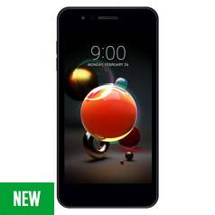 SIM Free LG K9 Mobile Phone - Black Best Price, Cheapest Prices