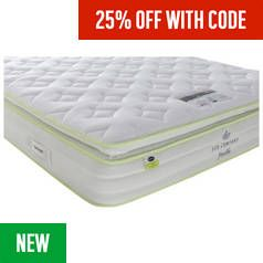 Silentnight EcoComfort Breathe Pillowtop Kingsize Mattress Best Price, Cheapest Prices