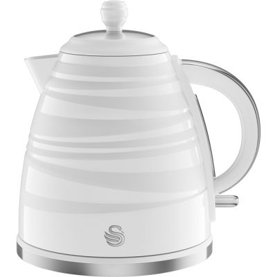 Swan Symphony SK31050WN Kettle - White Best Price, Cheapest Prices