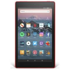 Amazon Fire HD 8 Alexa 8 Inch 16GB Tablet - Punch Red Best Price, Cheapest Prices