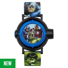 Marvel Avengers Digital Projection Watch Best Price, Cheapest Prices
