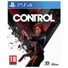 Control PS4 Pre-Order Game