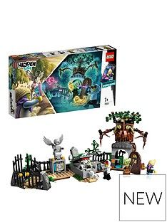LEGO Hidden Side 70420 Graveyard Mystery AR Lego Games with Lego app Best Price, Cheapest Prices