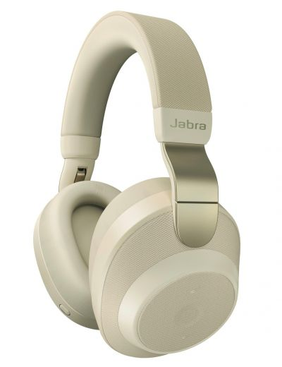 Jabra Elite 85h Over-Ear Wireless Headphones - Gold Best Price, Cheapest Prices