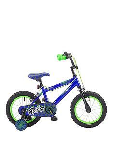 Concept Spider 8.5 Inch Frame 14 Inch Wheel Mountain Bike Blue Best Price, Cheapest Prices