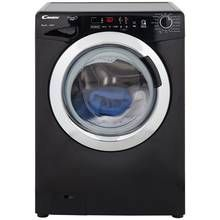 Candy GVS149DC3B 9KG 1400 Spin Washing Machine - Black Best Price, Cheapest Prices