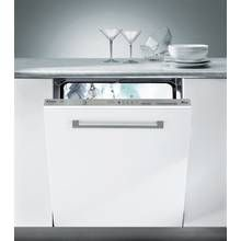 Candy CDI1LS38S Full Size Integrated Dishwasher - White Best Price, Cheapest Prices