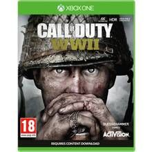 Call of Duty WWII Xbox One Game Best Price, Cheapest Prices