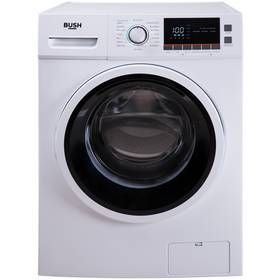 Bush WMNBX1214W 12KG 1400 Spin Washing Machine - White Best Price, Cheapest Prices