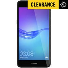 Sim Free Huawei Y6 Mobile Phone - Grey Best Price, Cheapest Prices