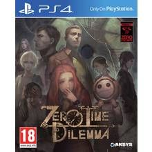Zero Time Dilemma PS4 Game Best Price, Cheapest Prices