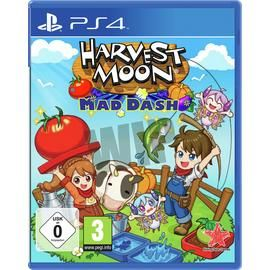 Harvest Moon Mad Dash PS4 Game Best Price, Cheapest Prices