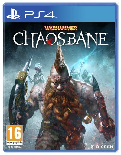 Warhammer Chaosbane PS4 Game Best Price, Cheapest Prices