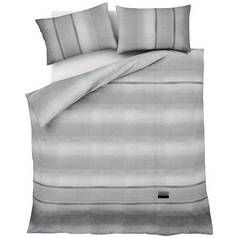 Catherine Lansfield Denim Grey Bedding Set – Kingsize Best Price, Cheapest Prices