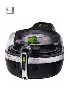 Tefal Actifry 2-In-1 Yv960140 Air Fryer - Black / 1.5Kg Best Price, Cheapest Prices