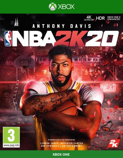 NBA 2K20 Xbox One Game Best Price, Cheapest Prices