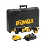 DeWalt DCS310D2 XR 10.8V Compact Reciprocating Saw Best Price, Cheapest Prices