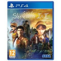 Shenmue 1 and 2 PS4 Game