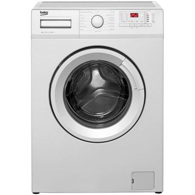 Beko WTG641M1S 6Kg Washing Machine with 1400 rpm - Silver - A+++ Rated Best Price, Cheapest Prices
