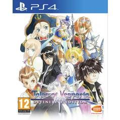 Tales of Vesperia Definitive Edition PS4 Game Best Price, Cheapest Prices