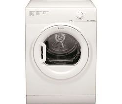 HOTPOINT TVM70BGP 7 kg Vented Tumble Dryer - White Best Price, Cheapest Prices