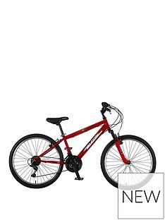 Falcon Falcon Raptor Boys Bike 24 inch Wheel Front Suspension Best Price, Cheapest Prices