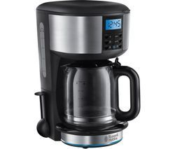 RUSSELL HOBBS Buckingham Fast Brew 20680SS Filter Coffee Machine - Brushed Stainless Steel Best Price, Cheapest Prices