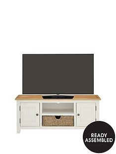 Luxe Collection -ClovelyReady Assembled Large TV Unit - fits up to 55 Inch TV Best Price, Cheapest Prices
