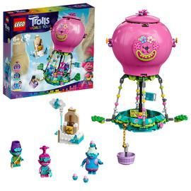 LEGO Trolls Poppy's Hot Air Balloon Adventure Playset- 41252 Best Price, Cheapest Prices