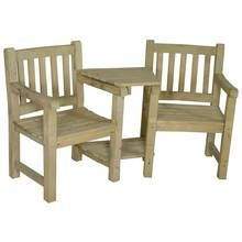 Forest Harvington Love Seat Best Price, Cheapest Prices