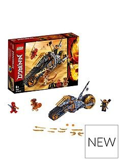 LEGO Ninjago 70672 Cole's Dirt Bike Toy  Best Price, Cheapest Prices