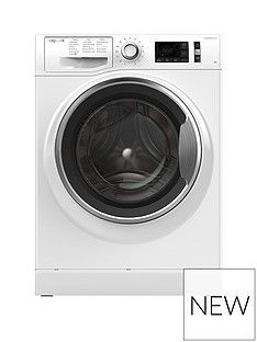 Hotpoint Active Care NM11946WCA 9kg Load, 1400 Spin Washing Machine - White Best Price, Cheapest Prices