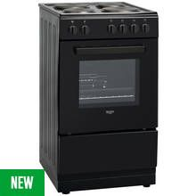 Bush DHBES50B Electric Cooker - Black