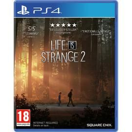 Life is Strange 2 PS4 Pre-Order Game Best Price, Cheapest Prices