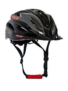 Awe AWEAir™ In Mould Helmet Black 58-61cm Best Price, Cheapest Prices