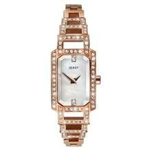 Seksy Ladies' Rose Gold Plated Stainless Steel Watch Best Price, Cheapest Prices