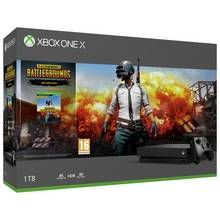 Xbox One X Console with PUBG and One Month Game Pass Bundle Best Price, Cheapest Prices