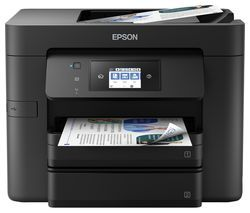 EPSON WorkForce Pro WF-4730 DTWF Wireless Inkjet Printer with Fax Best Price, Cheapest Prices