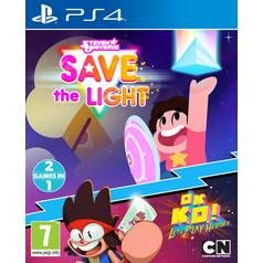 Steven Universe Combo Pack PS4 Game Best Price, Cheapest Prices