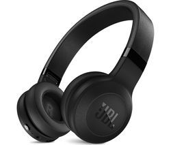 JBL C45BT Wireless Bluetooth Headphones - Black Best Price, Cheapest Prices