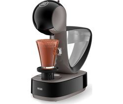 DOLCE GUSTO by De'Longhi Infinissima EDG260.G Coffee Machine - Black & Grey Best Price, Cheapest Prices