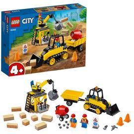 LEGO City Great Vehicles Construction Bulldozer Set - 60252 Best Price, Cheapest Prices
