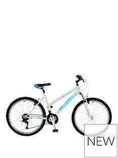 Falcon Falcon Orchid Womens Bike 17 Inch Frame 26 Inch Wheel Comfort Mountain Bike Best Price, Cheapest Prices