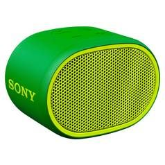 Sony SRS - XB01 Compact Wireless Speaker - Green Best Price, Cheapest Prices