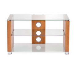 TTAP Elegance 1000 TV Stand - Oak Best Price, Cheapest Prices