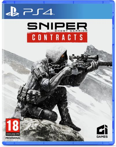 Sniper Ghost Warrior Contracts PS4 Pre-Order Game Best Price, Cheapest Prices
